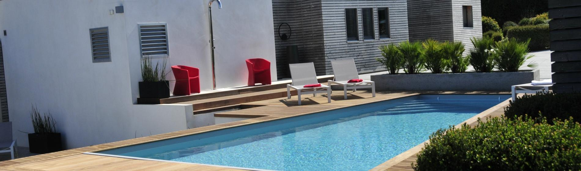 ... Maison Lkh Design; Piscine1; Location Design Bretagne. ...
